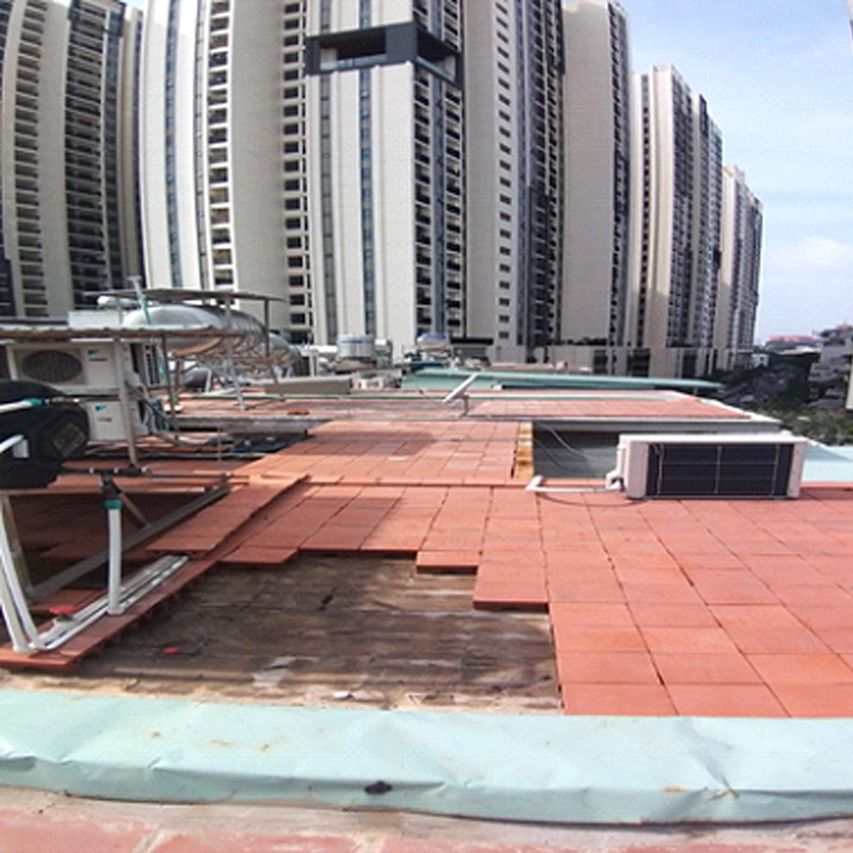 chong dot ban cong san thuong - Chống thấm ban công sân thượng uy tín tại TPHCM