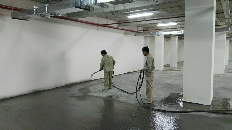 chong tham tang ham - Phương pháp chống thấm tầng hầm