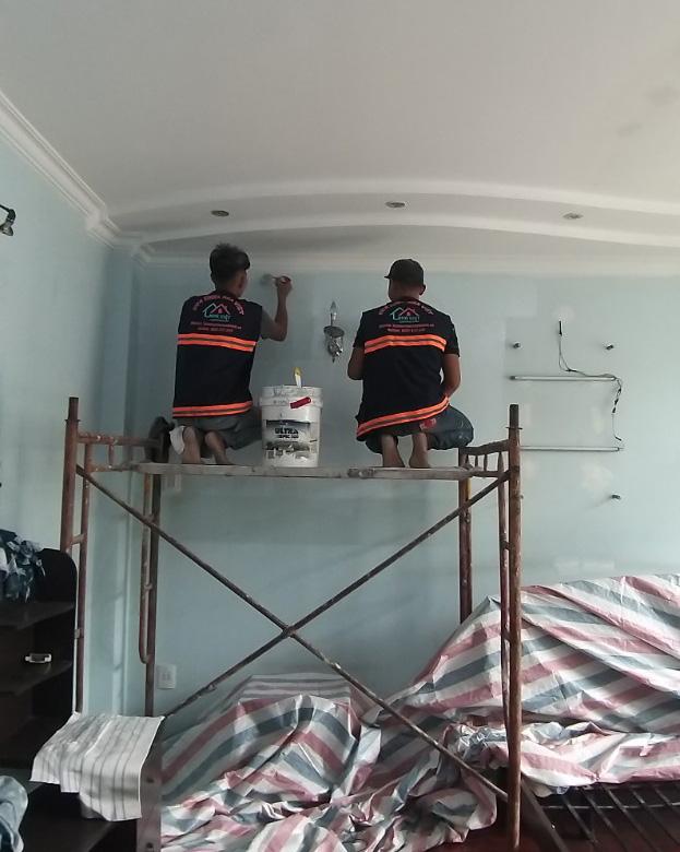 sua chua can ho chung cu 7 - Dịch vụ sửa chữa căn hộ chung cư uy tín tại TPHCM