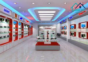 sửa chữa showroom cửa hàng