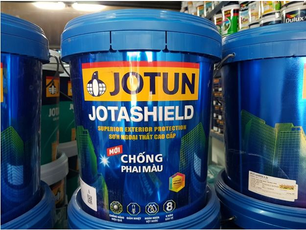 join tun - Thi công sơn nước nội ngoại thất