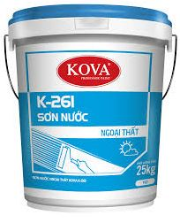 kova - Thi công sơn nước nội ngoại thất