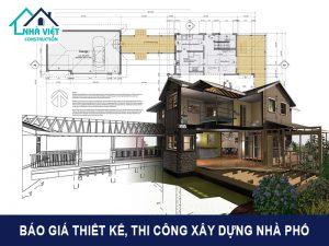 bao gia thiet ke thi cong xay dung nha pho tron goi tai tphcm 300x225 - Báo giá thiết kế, thi công xây dựng nhà phố trọn gói tại TPHCM