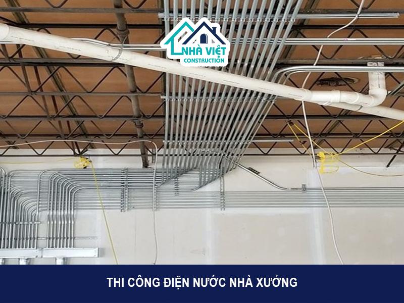cong ty thi cong dien nuoc dan dung uy tin tai tphcm 4 - Công ty thi công điện nước dân dụng uy tín tại TPHCM