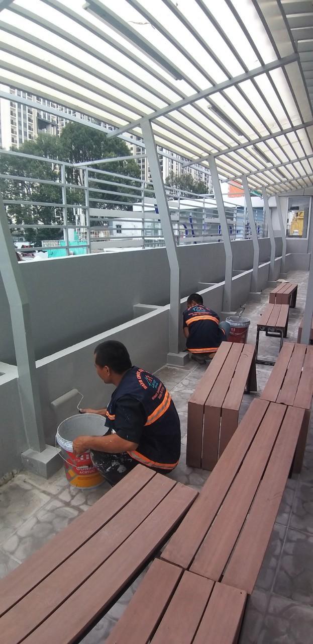 cach chong tham tuong nha cu moi xay bi nut 6 - Cách chống thấm tường nhà triệt để 100% - tiết kiệm chi phí