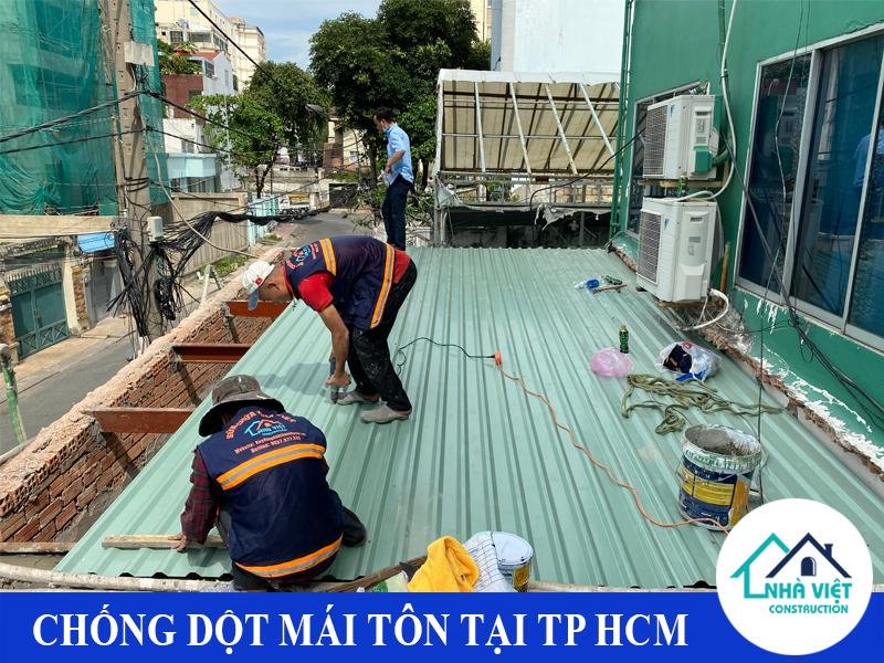 chong dot mai ton tp ho chi minh 1 1 - Thợ Chống dột mái tôn TP Hồ Chí Minh triệt để 100%