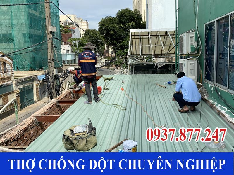 chong dot mai ton tp ho chi minh 2 - Thợ Chống dột mái tôn TP Hồ Chí Minh triệt để 100%