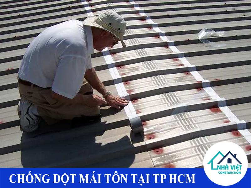 chong dot mai ton tp ho chi minh 3 1 - Thợ Chống dột mái tôn TP Hồ Chí Minh triệt để 100%