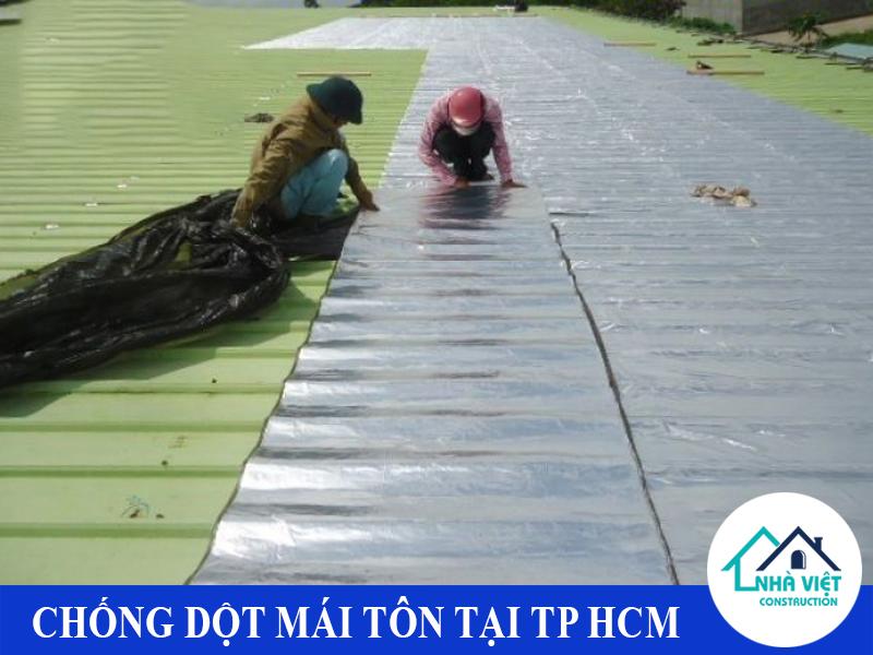 chong dot mai ton tp ho chi minh 6 1 - Thợ Chống dột mái tôn TP Hồ Chí Minh triệt để 100%