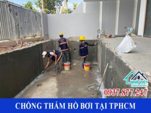 chong tham ho boi tai tphcm 1 3 300x225 - Dịch vụ Chống thấm hồ bơi tại TPHCM an toàn triệt để 100%