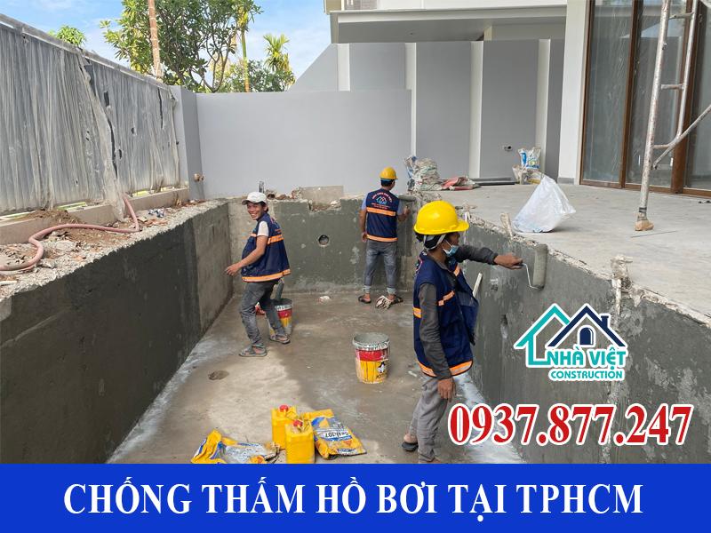 chong tham ho boi tai tphcm 11 1 - Dịch vụ Chống thấm hồ bơi tại TPHCM an toàn triệt để 100%