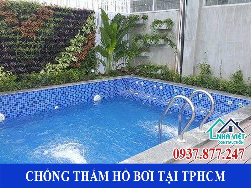 chong tham ho boi tai tphcm 2 1 - Dịch vụ Chống thấm hồ bơi tại TPHCM an toàn triệt để 100%