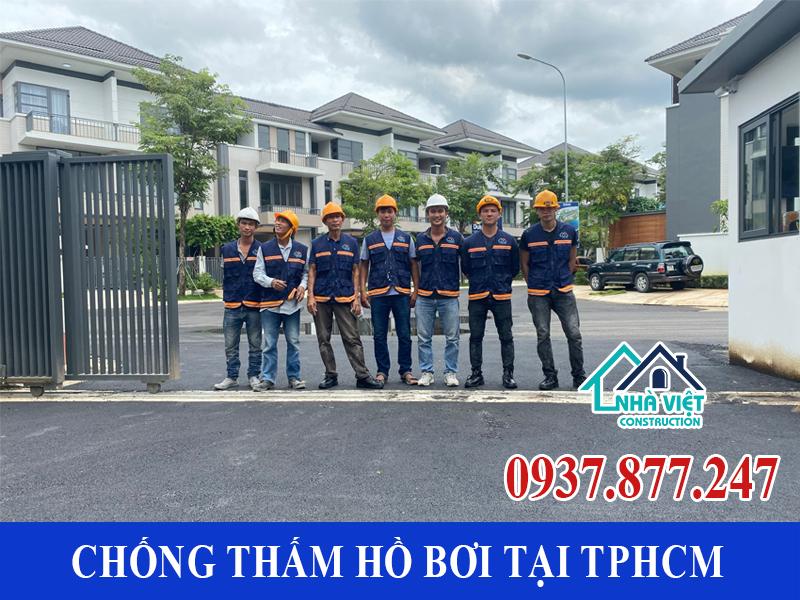 chong tham ho boi tai tphcm 4 - Dịch vụ Chống thấm hồ bơi tại TPHCM an toàn triệt để 100%