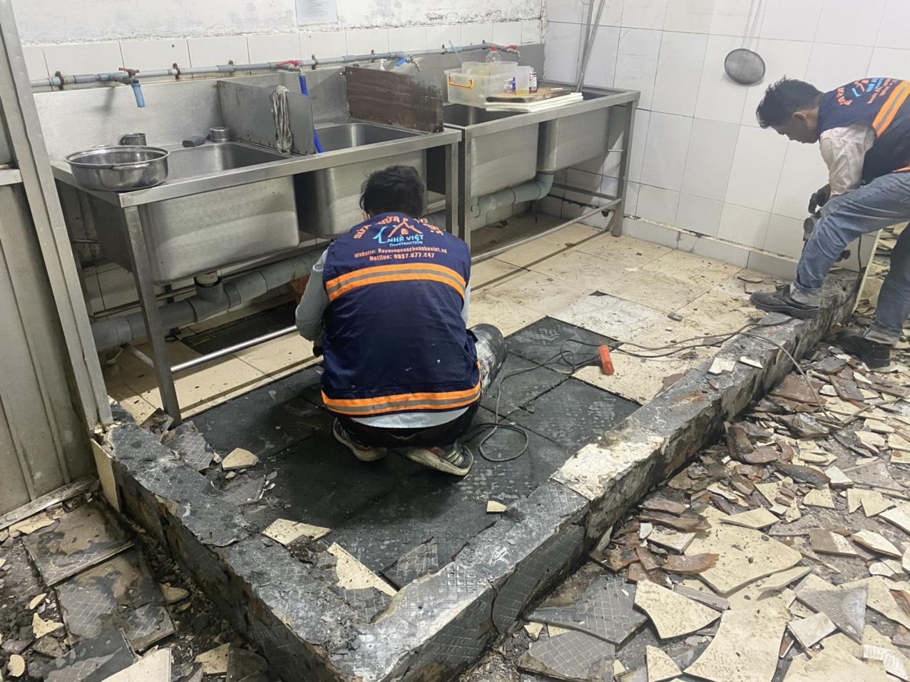 chong tham nha bep tphcm 7 - Chống thấm nhà bếp TP Hồ Chí Minh dứt điểm tuyệt đối 100%