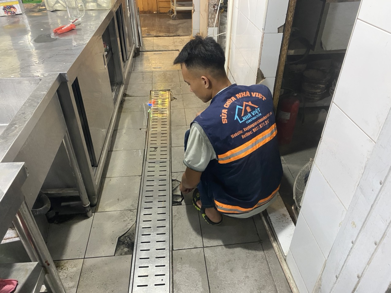 chong tham nha bep tphcm 9 - Chống thấm nhà bếp TP Hồ Chí Minh dứt điểm tuyệt đối 100%