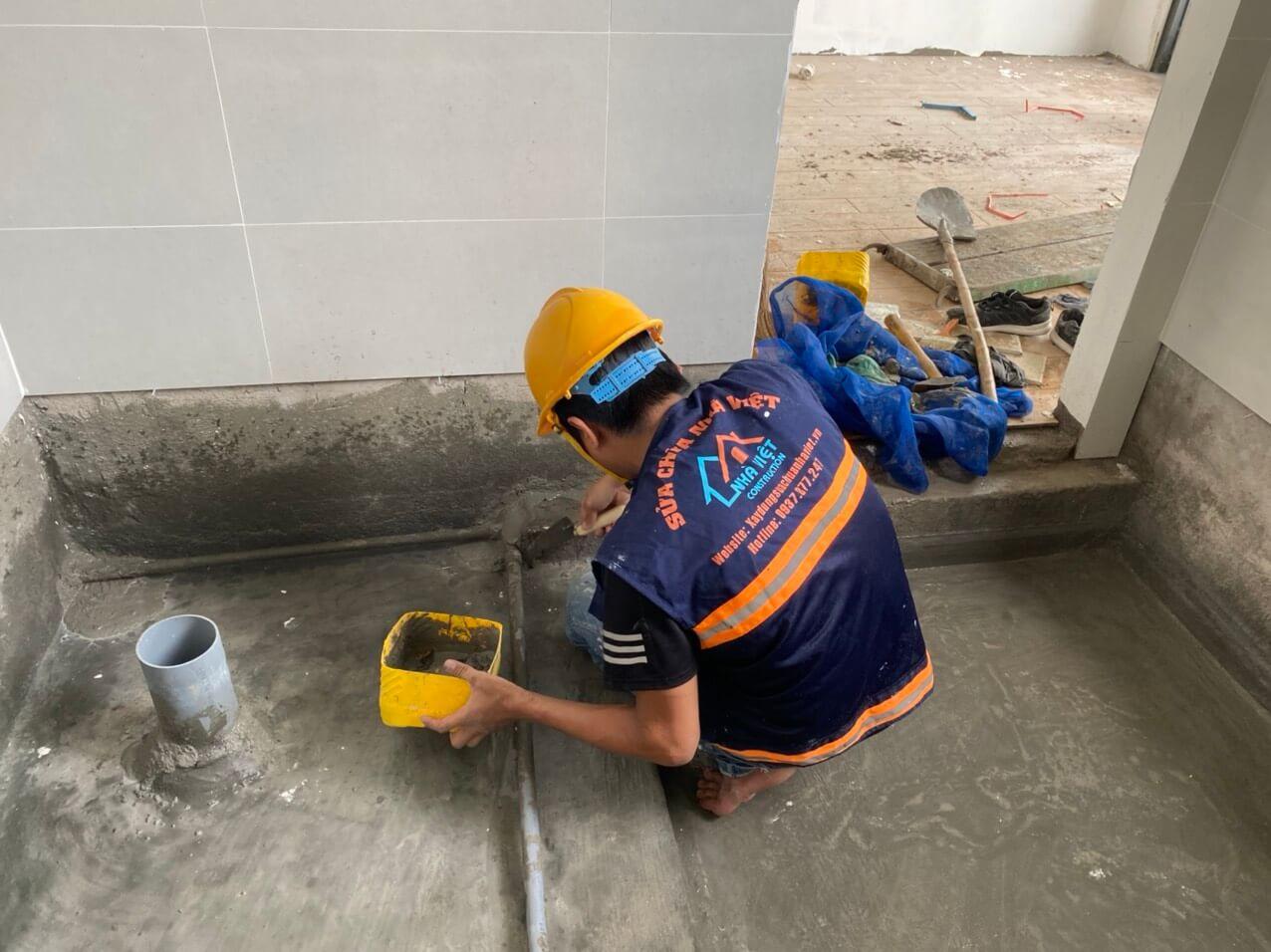 chong tham nha ve sinh chung cu 11 - Chống thấm nhà vệ sinh chung cư uy tín nhất Hồ Chí Minh