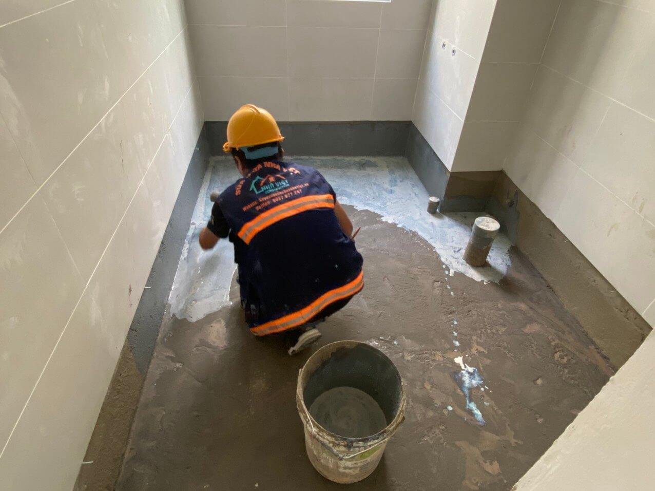 chong tham nha ve sinh chung cu 16 - Chống thấm nhà vệ sinh chung cư uy tín nhất Hồ Chí Minh