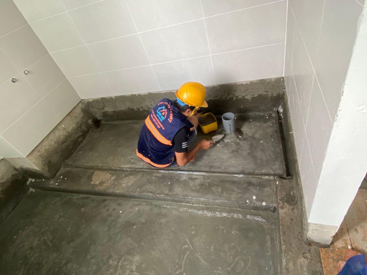 chong tham nha ve sinh chung cu 17 - Chống thấm nhà vệ sinh chung cư uy tín nhất Hồ Chí Minh