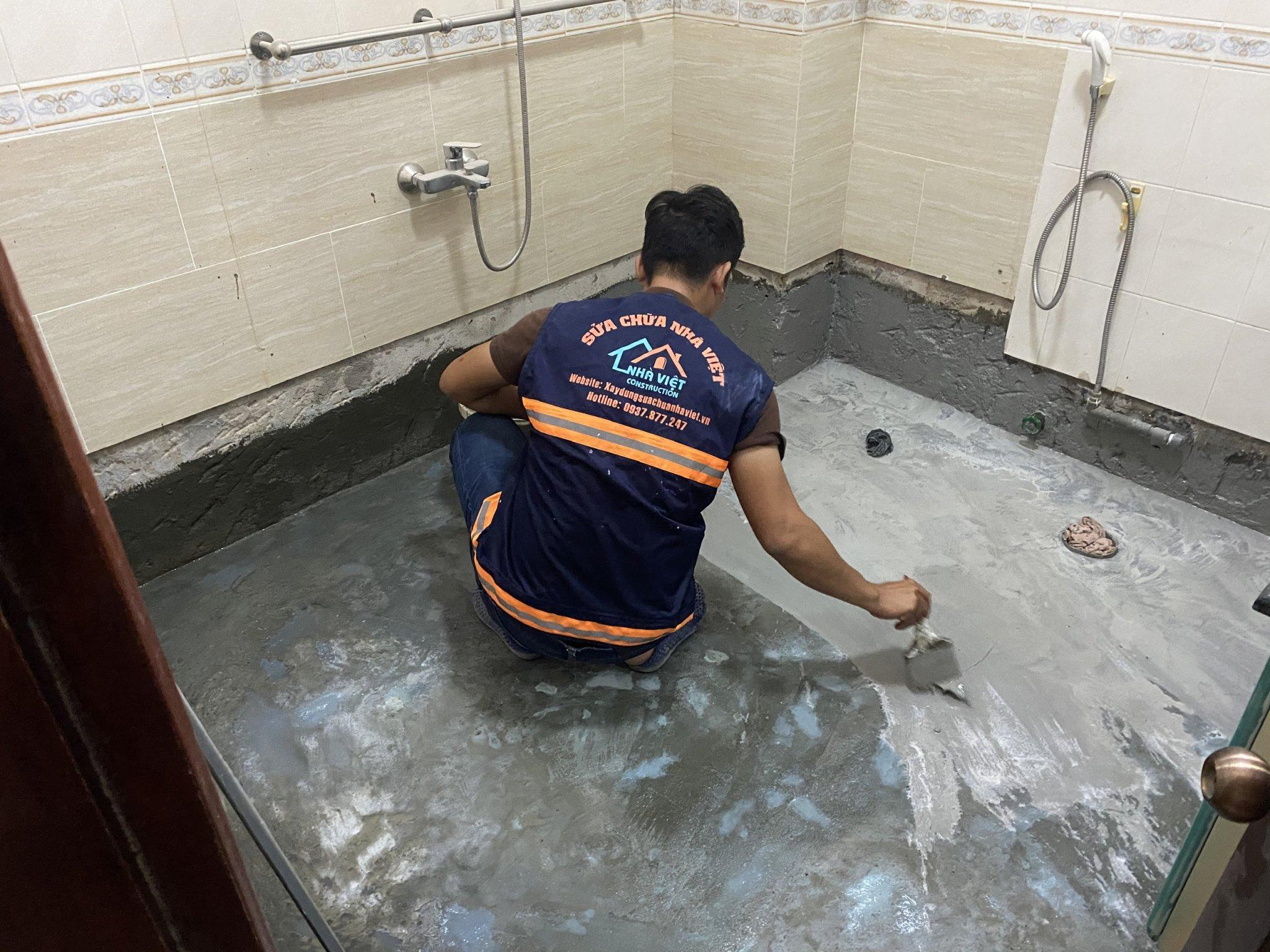 chong tham nha ve sinh chung cu 3 - Chống thấm nhà vệ sinh chung cư uy tín nhất Hồ Chí Minh