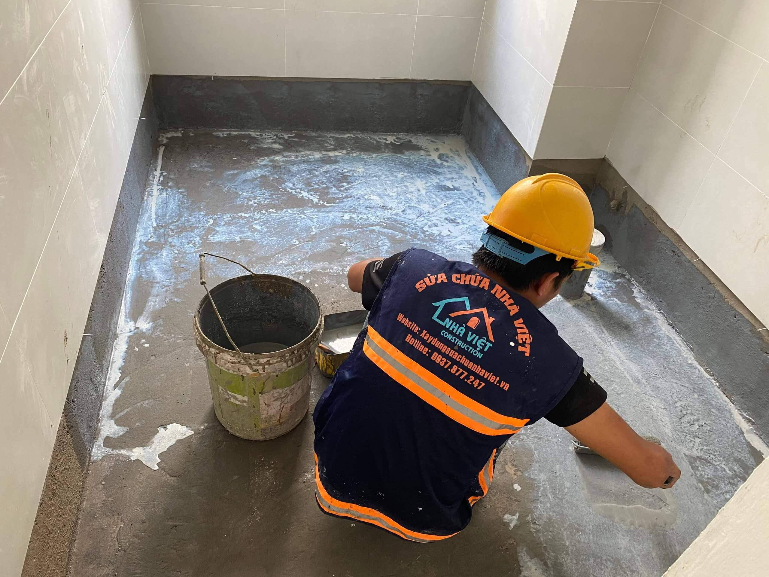 chong tham nha ve sinh chung cu 8 - Chống thấm nhà vệ sinh chung cư uy tín nhất Hồ Chí Minh