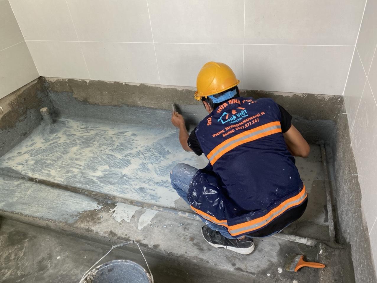 chong tham nha ve sinh tai tphcm 6 - Chống thấm nhà vệ sinh tại TP Hồ Chí Minh triệt để 100%
