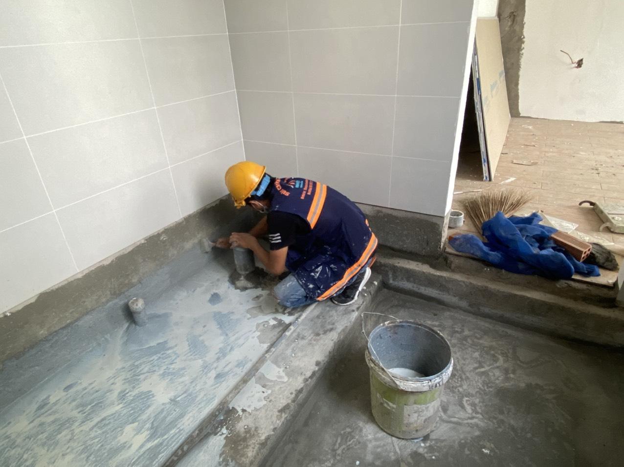 chong tham nha ve sinh tai tphcm 8 - Chống thấm nhà vệ sinh tại TP Hồ Chí Minh triệt để 100%