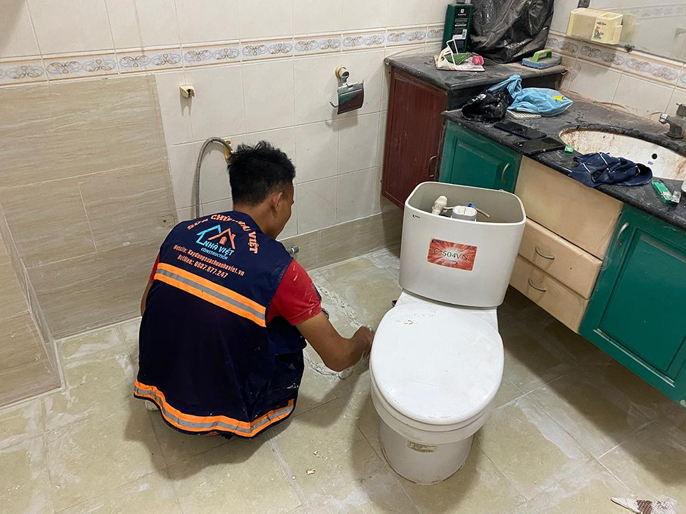 chong tham nha ve sinh - 3 vật liệu chống thấm nhà vệ sinh tốt nhất, đảm bảo hết thấm