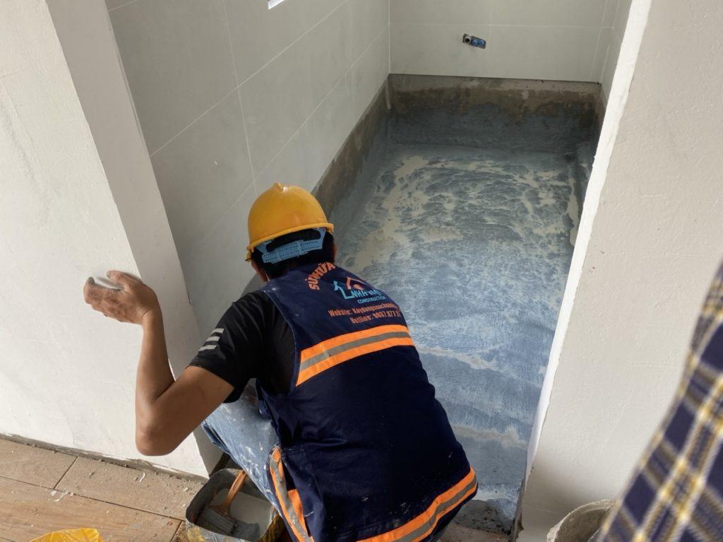 chong tham san nha ve sinh 12 1024x767 - Dịch vụ Chống thấm sàn nhà vệ sinh 24/7 tại TPHCM ☑️☑️