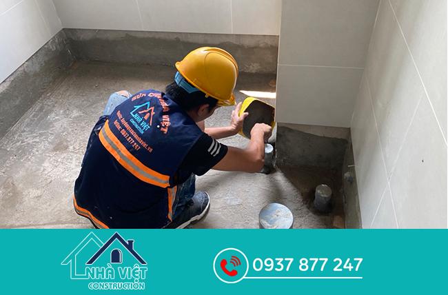 chong tham san nha ve sinh bang son chong tham - Dịch vụ Chống thấm sàn nhà vệ sinh 24/7 tại TPHCM ☑️☑️