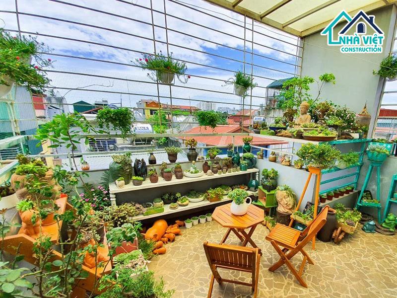 chong tham san thuong de trong cay 2 1 - Chống thấm sân thượng để trồng cây giá rẻ - uy tín tại TPHCM