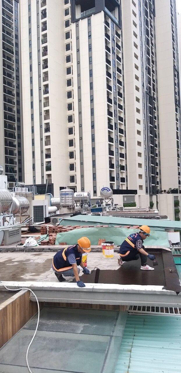 chong tham san thuong uy tin tphcm 1 - Báo Giá Chống Thấm Sân Thượng Rẻ nhất TPHCM