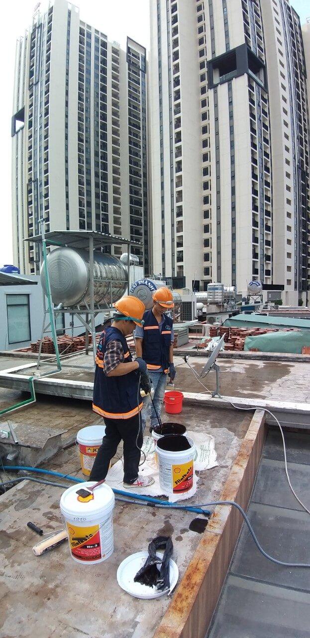 chong tham san thuong uy tin tphcm 5 - Báo Giá Chống Thấm Sân Thượng Rẻ nhất TPHCM