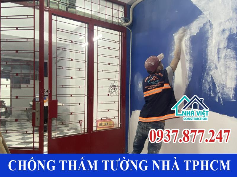 chong tham tuong nha 1 - Chống Thấm Tường Nhà TP Hồ Chí Minh Triệt Để 100% - Tiết Kiệm Chi Phí