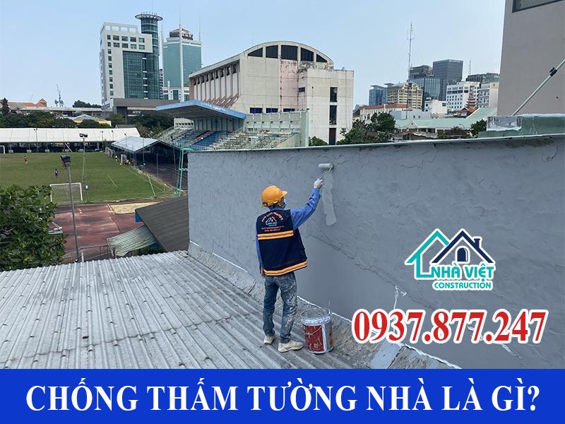 chong tham tuong nha la gi - Chống Thấm Tường Nhà TP Hồ Chí Minh Triệt Để 100% - Tiết Kiệm Chi Phí