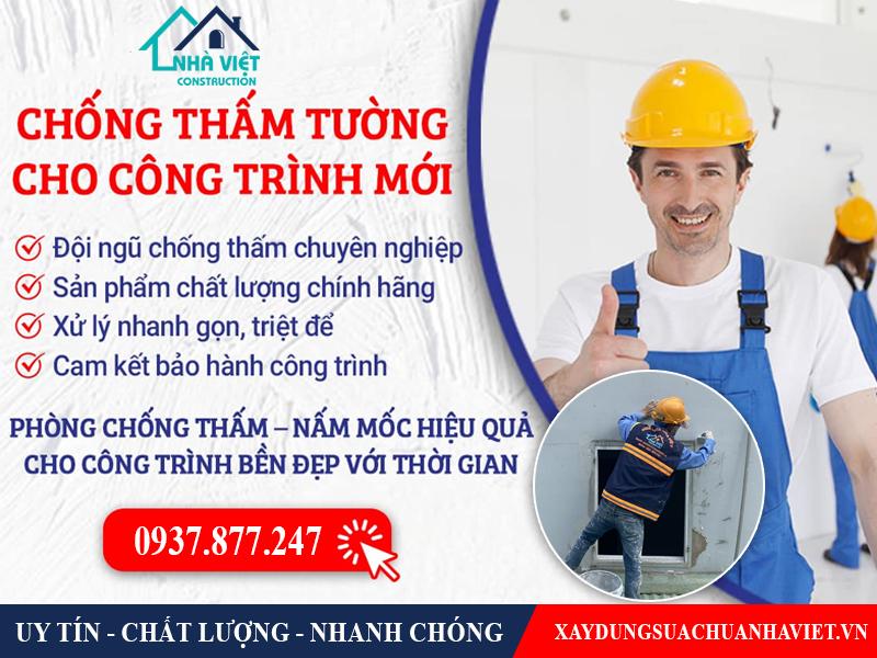 chong tham tuong nha uy tin chat luong tphcm - Chống Thấm Tường Nhà TP Hồ Chí Minh Triệt Để 100% - Tiết Kiệm Chi Phí