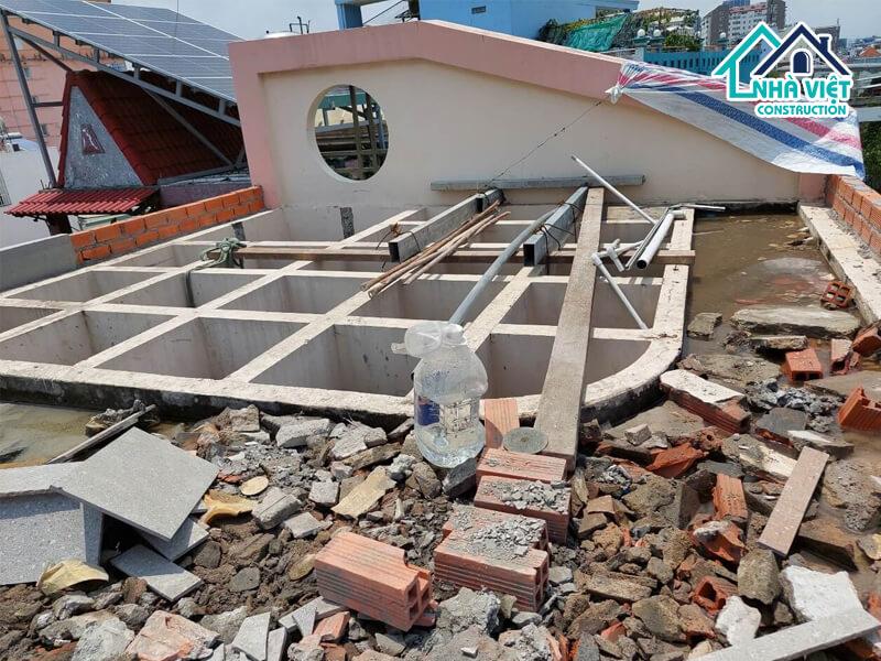 lat gach chong tham san thuong 3 1 - Lát gạch chống thấm sân thượng bảo hành 10 năm tại TPHCM