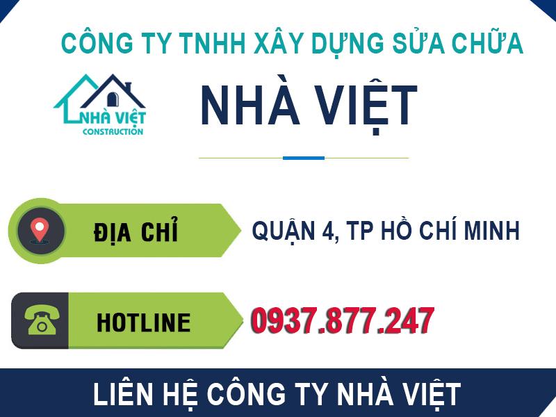 lien he cong ty xay dung nha viet - Chống thấm nhà vệ sinh chung cư uy tín nhất Hồ Chí Minh