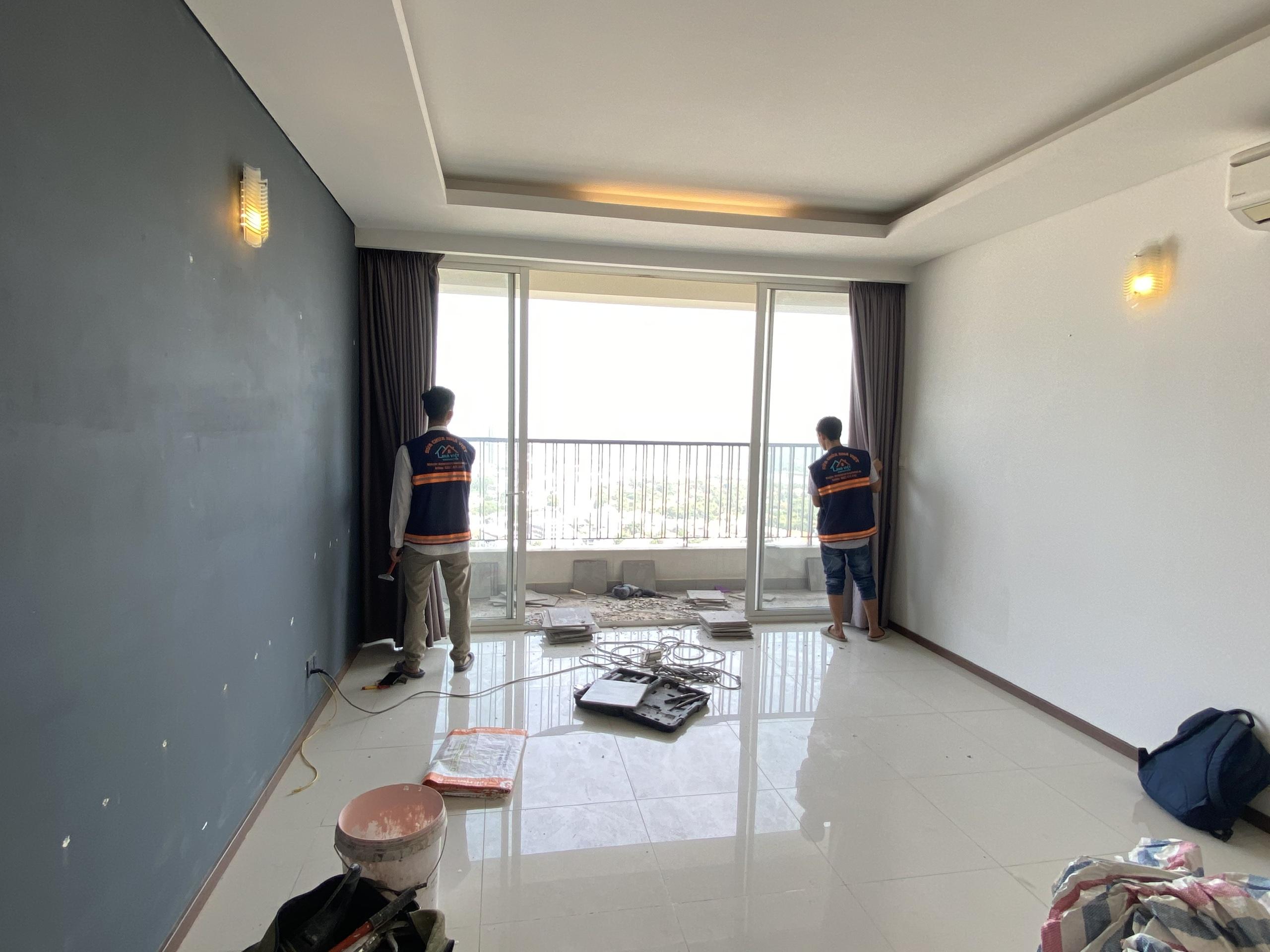 sua chua can ho chung cu tphcm 8 - Sửa chữa căn hộ chung cư TP Hồ Chí Minh trọn gói từ A-Z UY TÍN