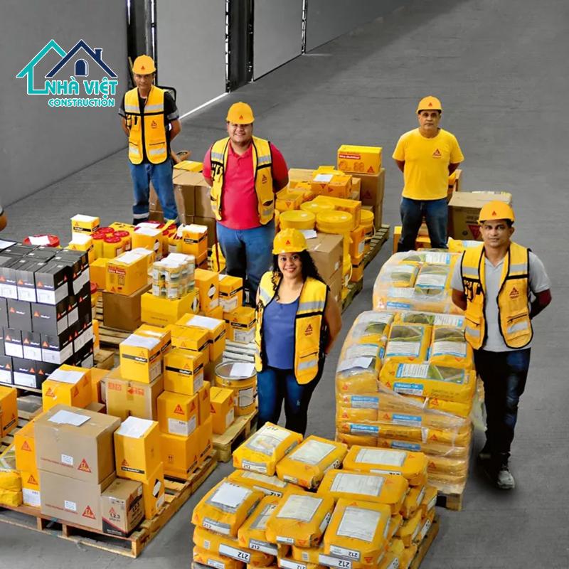 vat lieu sikka chong tham san thuong - 5 Vật liệu chống thấm sân thượng tốt nhất đảm bảo chất lượng hiện nay
