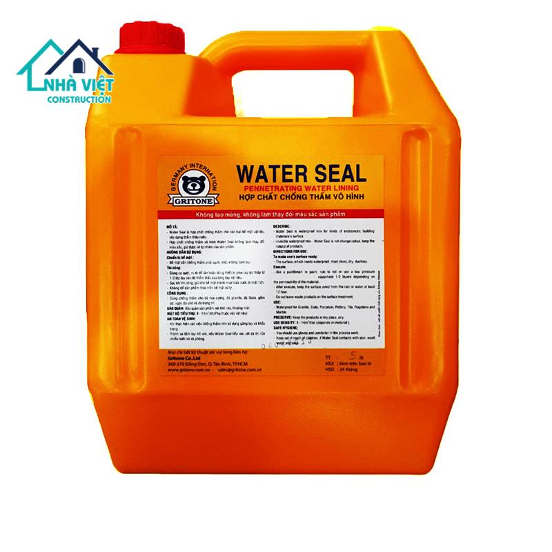 water seal vat lieu chong tham san thuong - 5 Vật liệu chống thấm sân thượng tốt nhất đảm bảo chất lượng hiện nay