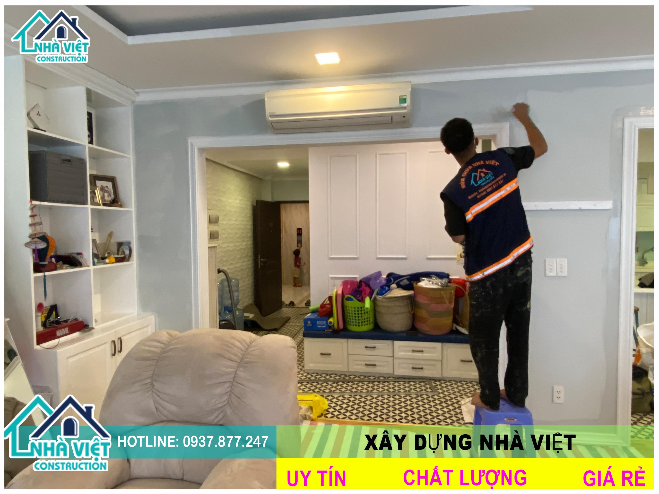 1111 - Sửa Chữa Nhà Phố Biệt Thự TP Hồ Chí Minh Uy tín chất lượng nhất