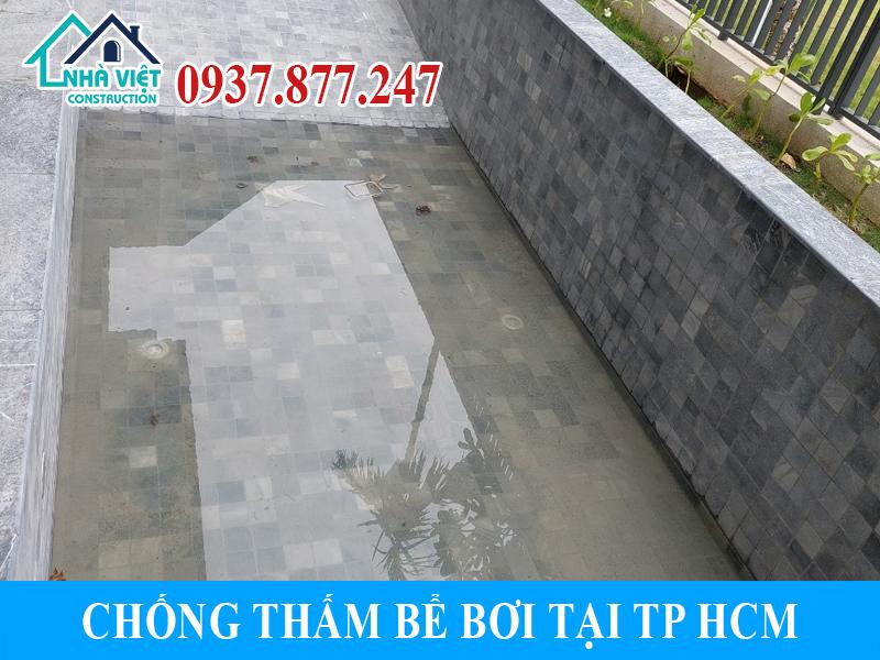 chong tham be boi tai tphcm 8 - Chống thấm bể bơi tại TPHCM triệt để 100% giá rẻ bằng sika