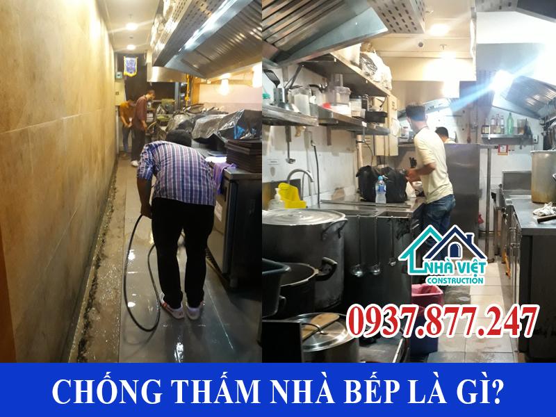 chong tham nha bep la gi - Chống thấm nhà bếp TP Hồ Chí Minh dứt điểm tuyệt đối 100%