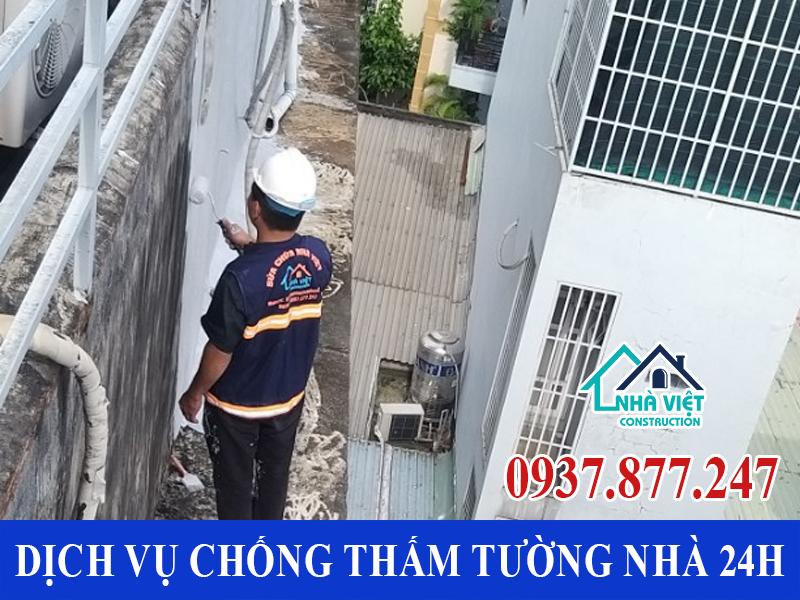 dich vu chong tham tuong nha 24h 17 - Dịch vụ chống thấm tường nhà 24h chuyên nghiệp tại TPHCM