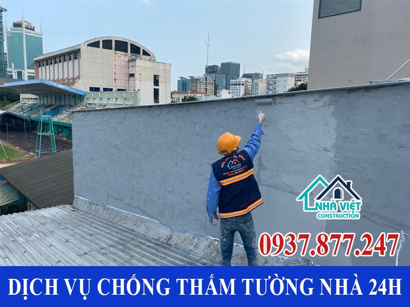 dich vu chong tham tuong nha 24h 7 - Dịch vụ chống thấm tường nhà 24h chuyên nghiệp tại TPHCM