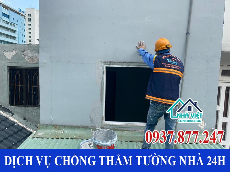 dich vu chong tham tuong nha 24h 8 - Dịch vụ chống thấm tường nhà 24h chuyên nghiệp tại TPHCM