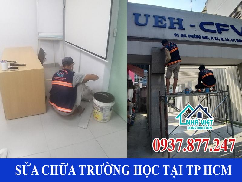 sua chua truong hoc tai tp hcm chat luong - Sửa chữa trường học tại TP HCM uy tín chất lượng