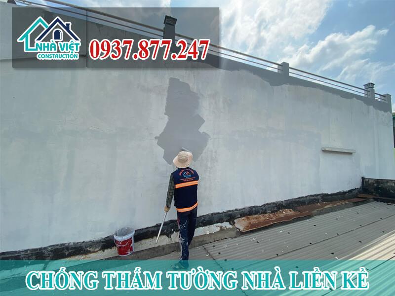 cach chong tham tuong nha lien ke 5 - Cách Chống thấm tường nhà liền kề Triệt Để 100% An Toàn