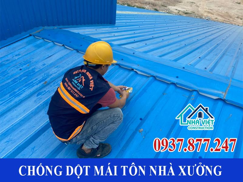 chong dot mai ton nha xuong uy tin 1 1 - Chống dột mái tôn nhà xưởng uy tín giá rẻ tại TPHCM