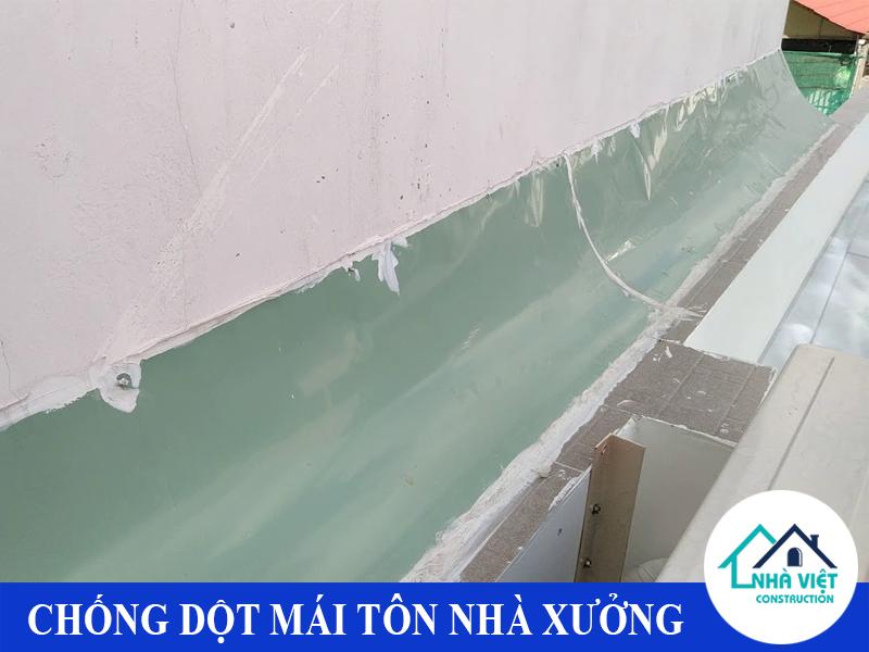 chong dot mai ton nha xuong uy tin 4 2 - Chống dột mái tôn nhà xưởng uy tín giá rẻ tại TPHCM